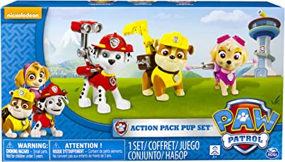 Paw Patrol 行动小组狗狗 3件套