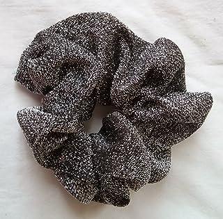 黑色和银色闪闪发片 - 美国制造 大