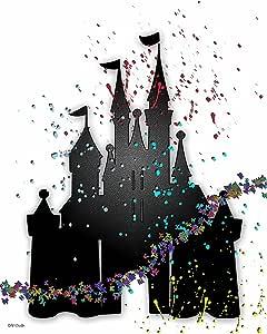 "ArtDash® Creative PopArt 由 Studio 创作:CASTLETIME!! ! 蓝色 11""×14"" print"