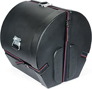 Humes & Berg Enduro DR434BK 14 x 20 Inches Bass Drum Case