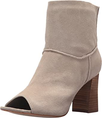 Sbicca Rozene 女士及踝短靴 米色 8 M US