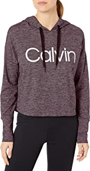 Calvin Klein 女士露肩露肩套头衫