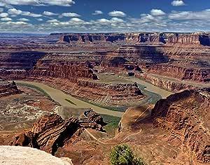 犹他自然摄影沙漠系列 1 Dead Horse Point 11x14 Inch Unframed