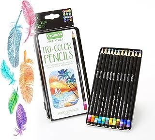 Crayola 三色铅笔盒