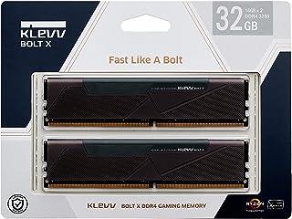 KLEVV 臺式PC用內存 BOLTX系列KD4AGU880-32A160U DDR4-3200MHz 16GB×2枚