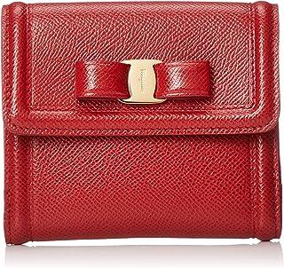 [萨尔瓦多·菲拉格慕] 对折钱包 22C911 Vara·丝带 真皮 钱包 [平行进口商品]
