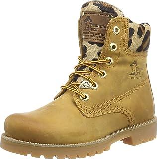 巴拿马 JACK 女式 pt153551COLD 衬里机车靴 Half 轴靴和 bootees