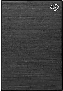 Seagate 希捷 Backup Plus 便携式移动硬盘 5TB 款号STHP5000400,2.5寸,USB 3.0,PC & Mac,黑色