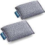 防刮擦擦擦擦拭布 - 可去除油脂和粘附食物的抛光剂 灰色 10643