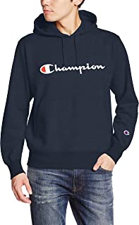 Champion Script标志 基础款套头卫衣 C3-J117 男士