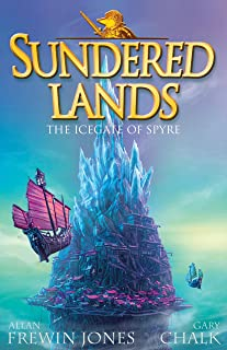 The Icegate of Spyre: Book 4 (Sundered Lands) (English Edition)
