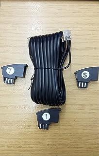 REV Ritter Uniphone - 电话接口套装 ( 6 米 )