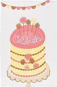 Now Designs 纯棉厨房毛巾 Celebrate Birthday 2177265aa