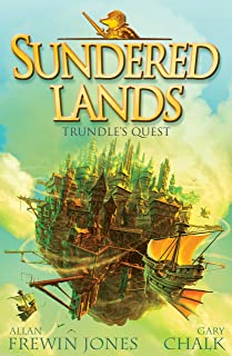 Trundle's Quest: Book 1 (Sundered Lands) (English Edition)