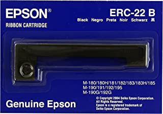 Epson爱普生黑色色带盒 180 / (ERC-22B)