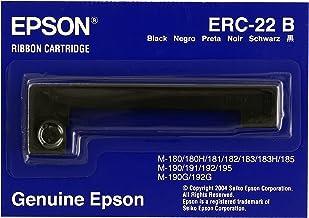 Epson愛普生黑色色帶盒 180 / (ERC-22B)