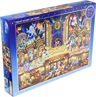 Tenyo Japan Jigsaw Puzzle D-1000-410 Disney Mickey Dream Theater (1000 Pieces)