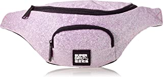 Superdry 极度干燥 女式 BUMBAG 单肩包 粉色 GLitter, OS