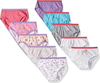 Hanes Big Girls' Brief 10-Pack