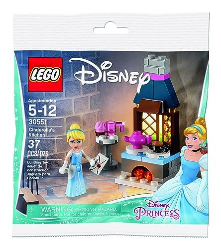 LEGO 乐高 Disney Princess 系列 30551 灰姑娘的厨房 Z秒杀22元