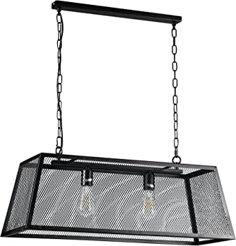 Onli Oscar 吊灯 E27,黑色,78 x 30 x 120 厘米