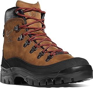 "Danner Crater Rim 6"" GTX 男士徒步靴 棕色 8 W US"