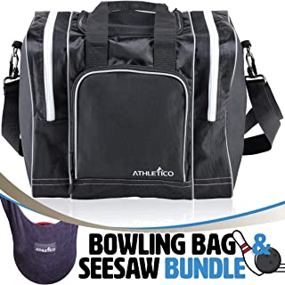 Athletico 保龄球包和Seesaw 抛光器套装