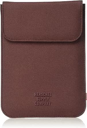 Herschel 男士 Spokane Sleeve for iPad Mini 梅红色 One Size