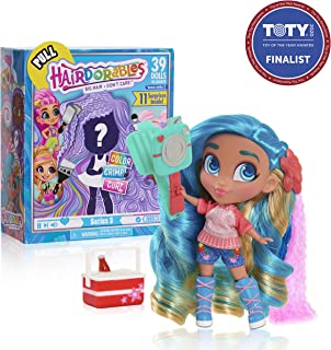 Hairdorables - 可收藏的惊喜玩偶和配件:系列 3(款式可能不同)