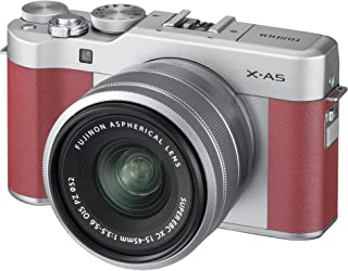 FUJIFILM X-A5相机带 XC 15–45镜头