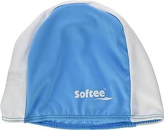 Accesorios Y Deportiva 游泳帽浅蓝色和白色尺码高级 25138.C28.2