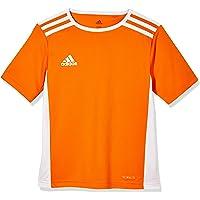 adidas Kids 阿迪达斯 男童 儿童足球训练短袖 ENTRADA 18 JSYY