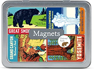 Cavallini Papers & Co, Inc. 国家公园磁贴套装