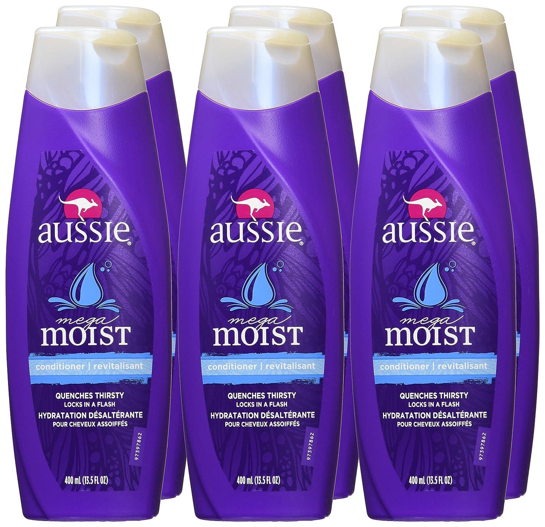 Aussie 澳洲袋鼠 保湿护发素 400ml*6瓶装