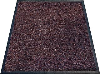 Miltex Karaat 垫,可水洗,抗静电 棕色 60 x 85 cm, 24012