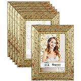 ICONA BAY PICTURE FRAME 相框,墙壁支架 hangers 和黑色天鹅绒后, table TOP 画架,显示风景或肖像 regency 系列