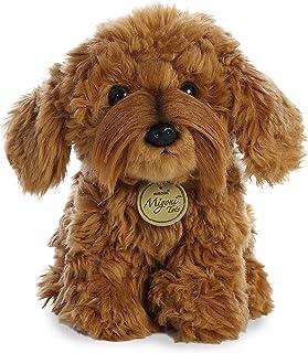 Aurora World Miyoni Tots 拉布拉多犬毛绒玩具,11 英寸