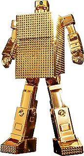 Bandai Chogokin Tamashi GX-32R Gold Lightan 24 镀金表面
