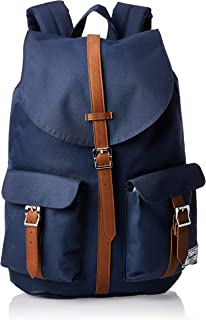 Herschel Supply Co.Dawson Navy/Tan Synthetic Leather 均码