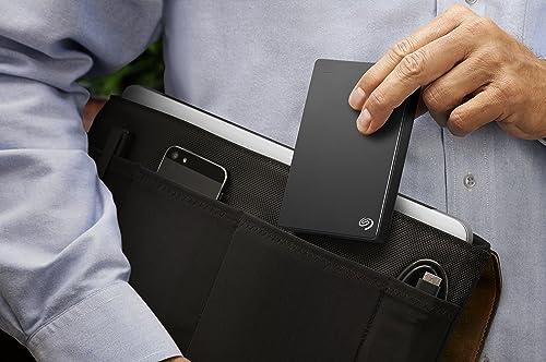 SEAGATE 希捷 Backup Plus 新睿品 4TB 移动硬盘