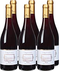 【亚马逊直采】Trovati 特洛瓦帝 Rosso Terre Siciliane IGT 特洛瓦帝精选红葡萄酒 西西里IGT 750ml*6(亚马逊进口直采,意大利品牌)