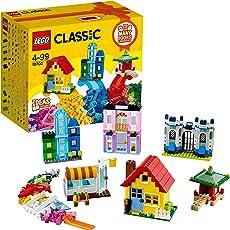 LEGO 乐高  拼插类 玩具  LEGO Classic 经典系列 创意建筑积木 10703 4-99岁 积木