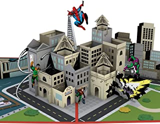 Lovepop Marvel 蜘蛛侠 You're Amazing! 弹出式卡、3D 卡、蜘蛛侠生日卡、弹出式贺卡、*英雄卡、蜘蛛侠、生日卡