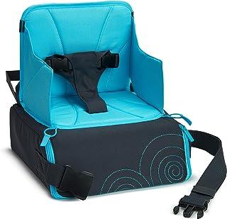 Munchkin BRICA GoBoost 旅行增高座椅 蓝色