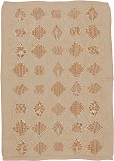 针织毛毯水印图案