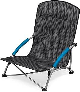 Picnic Time Tranquility 便携式折叠沙滩椅