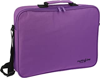 Grafoplás 37651235 多功能书包,紫色,38 x 28 x 6厘米