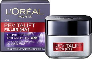 L'Oréal Paris 巴黎欧莱雅 复颜玻尿酸水光充盈导入霜,高纯度玻尿酸,锁龄抗皱,保湿修复,50ml
