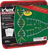 K'NEX Education - DNA 复制和记录套装 - 525 件 - 适合 10 岁以上科学教育玩具