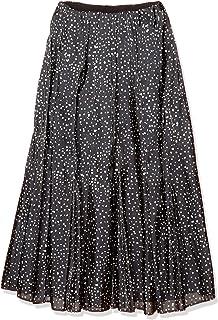Mila Owin 褶皱裙 缎面长裙 09WFS201059 女士